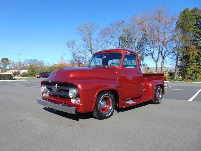 1955 Ford F-100 for sale at CR Garland Auto Sales in Fredericksburg VA