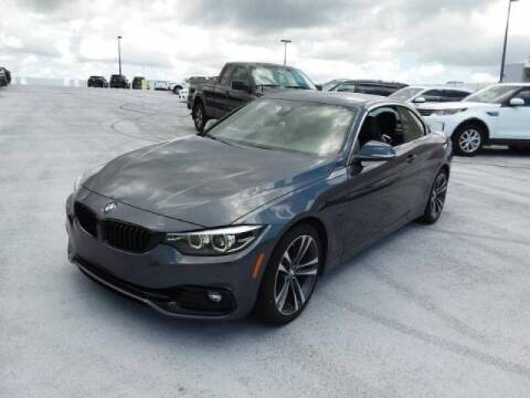 2020 BMW 4 Series for sale at Music City Rides in Nashville TN