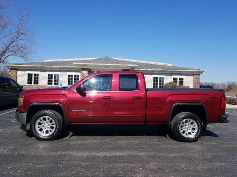 2014 GMC Sierra 1500 for sale at Pierce Automotive, Inc. in Antwerp OH