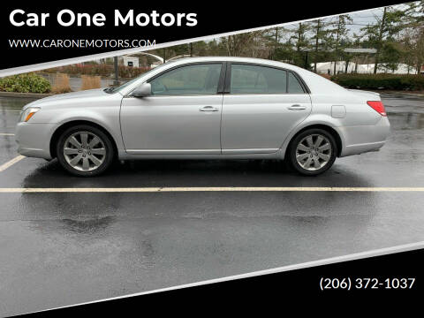 2006 Toyota Avalon for sale at Car One Motors in Seattle WA