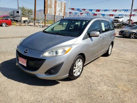 2014 Mazda MAZDA5 for sale at Bickham Used Cars in Alamogordo NM