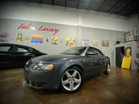 2005 Audi A4 for sale at FALCON AUTO BROKERS LLC in Orlando FL