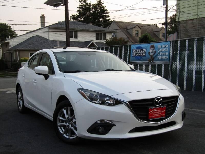 2016 Mazda MAZDA3 for sale at The Auto Network in Lodi NJ