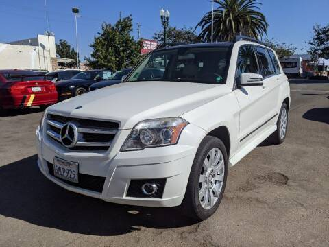 2010 Mercedes-Benz GLK for sale at Convoy Motors LLC in National City CA
