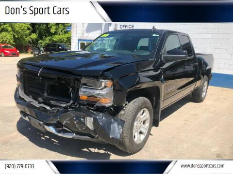 2019 Chevrolet Silverado 1500 LD for sale at Don's Sport Cars in Hortonville WI