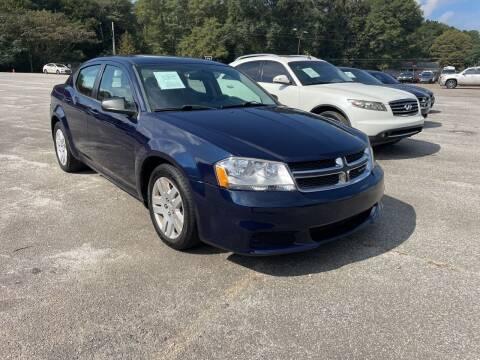 2014 Dodge Avenger for sale at Certified Motors LLC in Mableton GA