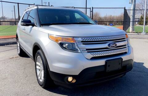 2013 Ford Explorer for sale at Maxima Auto Sales in Malden MA