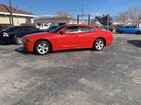2011 Dodge Charger for sale at Robert B Gibson Auto Sales INC in Albuquerque NM