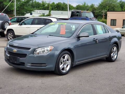 2009 Chevrolet Malibu for sale at United Auto Service in Leominster MA