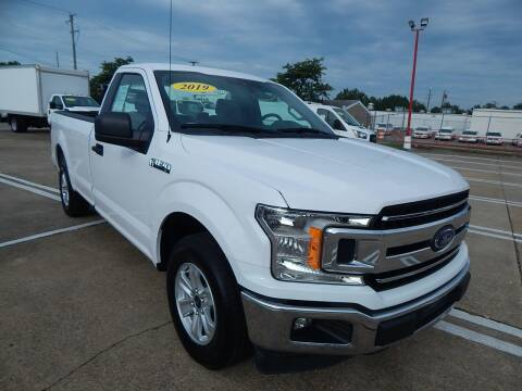 2019 Ford F-150 for sale at Vail Automotive in Norfolk VA