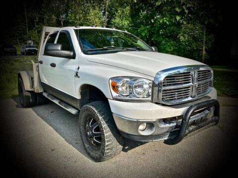2008 Dodge Ram Pickup 2500 for sale at Carder Motors Inc in Bridgeport WV