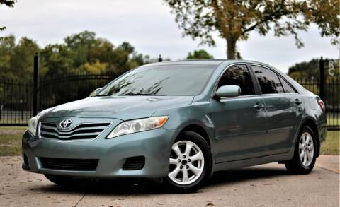 2010 Toyota Camry for sale at Texas Auto Corporation in Houston TX