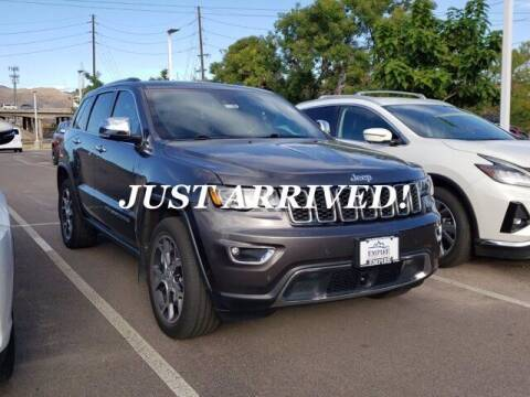 2019 Jeep Grand Cherokee for sale at EMPIRE LAKEWOOD NISSAN in Lakewood CO