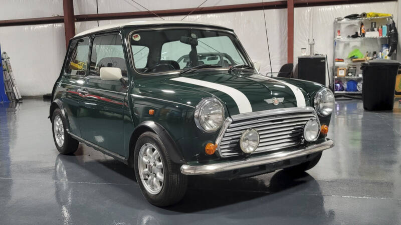 1993 MINI Cooper for sale at Rare Exotic Vehicles in Asheville NC