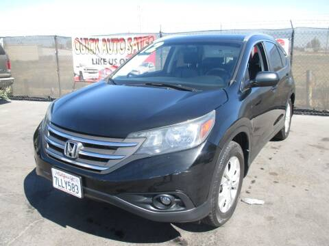 2012 Honda CR-V for sale at Quick Auto Sales in Modesto CA