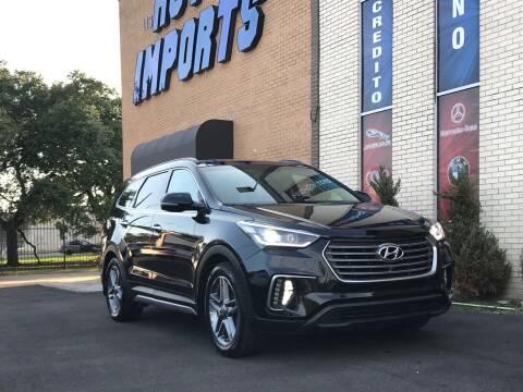 2018 Hyundai Santa Fe for sale at Auto Imports in Houston TX