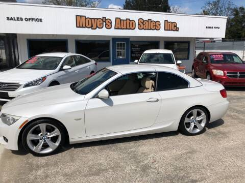2011 BMW 3 Series for sale at Moye's Auto Sales Inc. in Leesburg FL