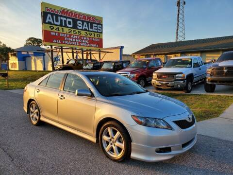 2007 Toyota Camry for sale at Mox Motors in Port Charlotte FL
