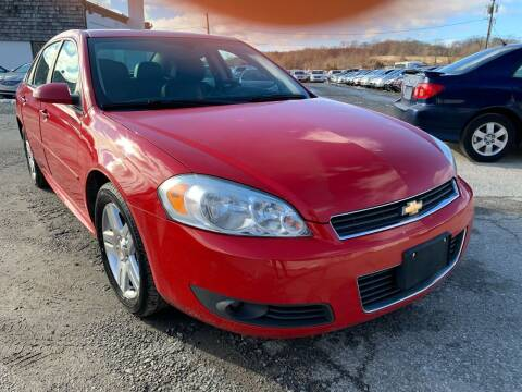 2011 Chevrolet Impala for sale at Ron Motor Inc. in Wantage NJ