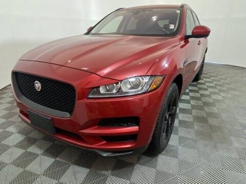 2017 Jaguar F-PACE for sale at BMW of Schererville in Schererville IN