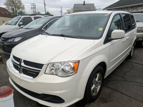 2012 Dodge Grand Caravan for sale at Richland Motors in Cleveland OH