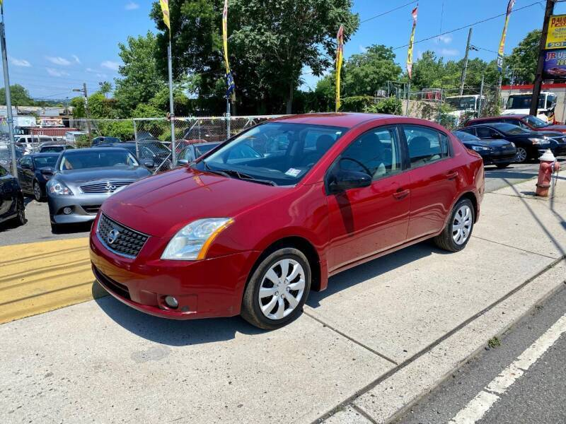 2008 Nissan Sentra for sale at JR Used Auto Sales in North Bergen NJ