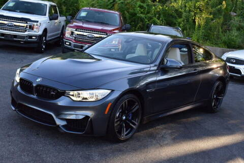 2017 BMW M4 for sale at Automall Collection in Peabody MA