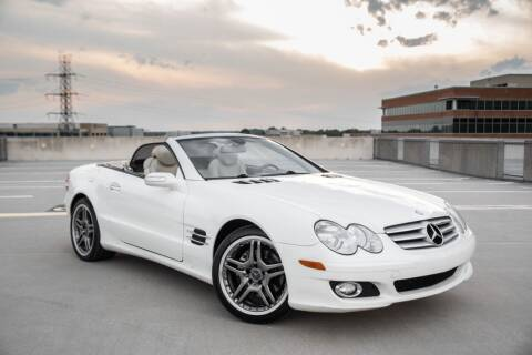2007 Mercedes-Benz SL-Class for sale at Car Match in Temple Hills MD