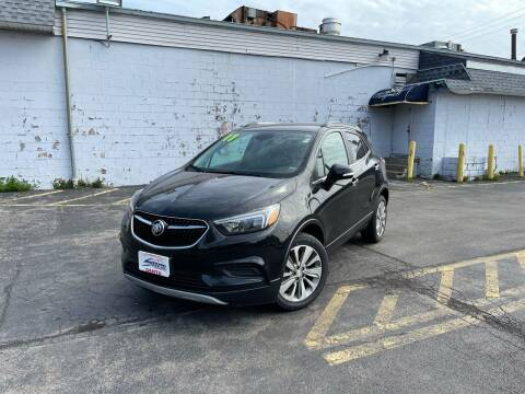 2017 Buick Encore for sale at Santa Motors Inc in Rochester NY