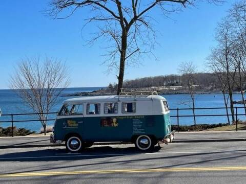 1965 Volkswagen Bus for sale at Classic Car Deals in Cadillac MI