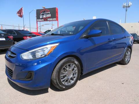2016 Hyundai Accent for sale at Moving Rides in El Paso TX