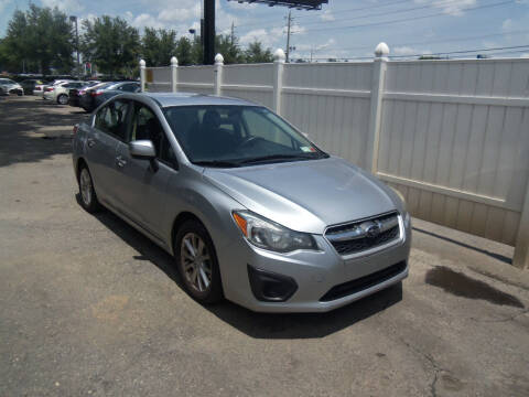 2013 Subaru Impreza for sale at ORANGE PARK AUTO in Jacksonville FL