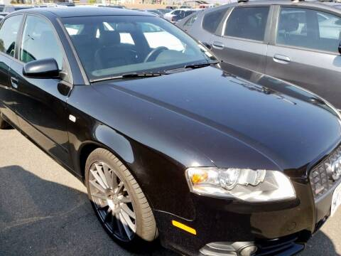 2007 Audi A4 for sale at Auto Source in Banning CA