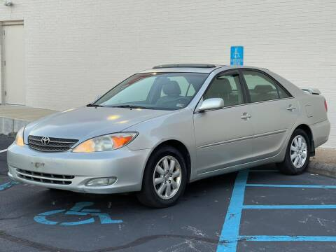 2003 Toyota Camry for sale at Carland Auto Sales INC. in Portsmouth VA