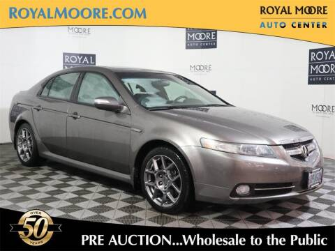 2008 Acura TL for sale at Royal Moore Custom Finance in Hillsboro OR
