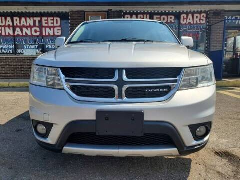 2012 Dodge Journey for sale at R Tony Auto Sales in Clinton Township MI