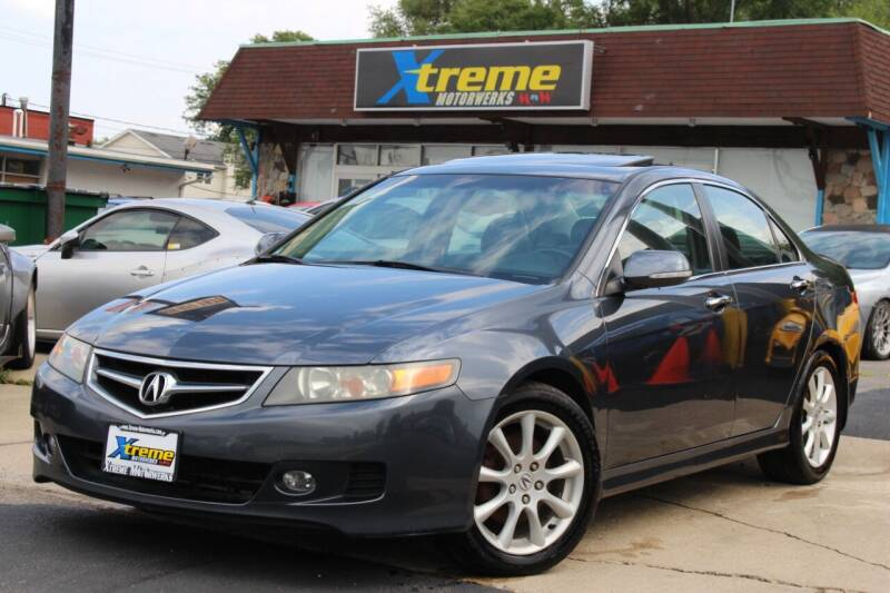 2006 Acura TSX for sale at Xtreme Motorwerks in Villa Park IL