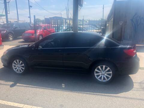 2012 Chrysler 200 for sale at Debo Bros Auto Sales in Philadelphia PA