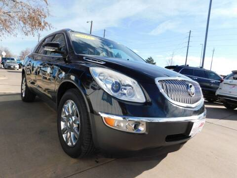 2012 Buick Enclave for sale at AP Auto Brokers in Longmont CO