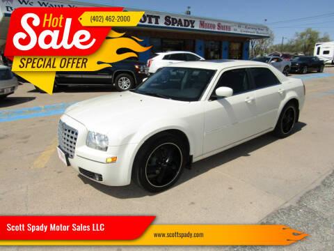 2006 Chrysler 300 for sale at Scott Spady Motor Sales LLC in Hastings NE