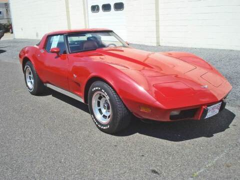 1979 Chevrolet Corvette for sale at C & C AUTO SALES in Riverside NJ