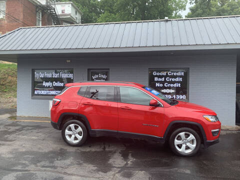 2018 Jeep Compass for sale at Auto Credit Connection LLC in Uniontown PA
