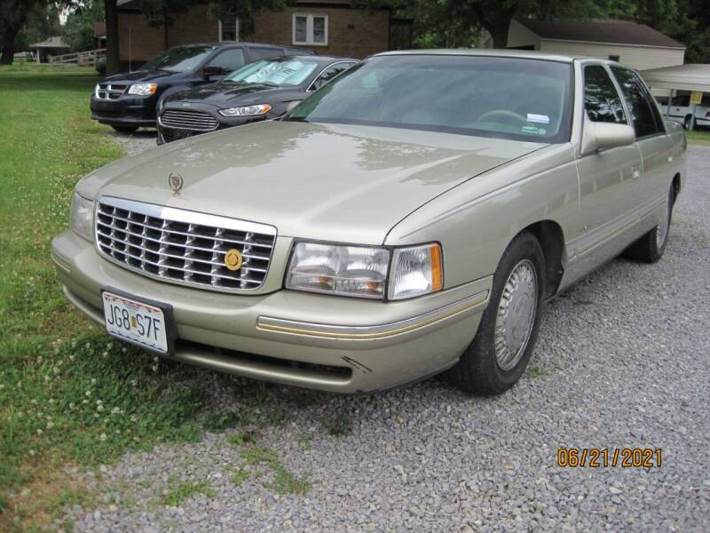 1997 Cadillac DeVille for sale at Lang Motor Company in Cape Girardeau MO