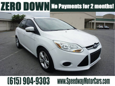 2013 Ford Focus for sale at Speedway Motors in Murfreesboro TN