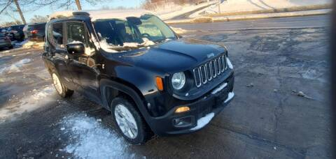 2017 Jeep Renegade for sale at Divine Auto Sales LLC in Omaha NE