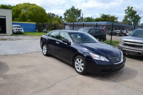 2007 Lexus ES 350 for sale at Preferable Auto LLC in Houston TX