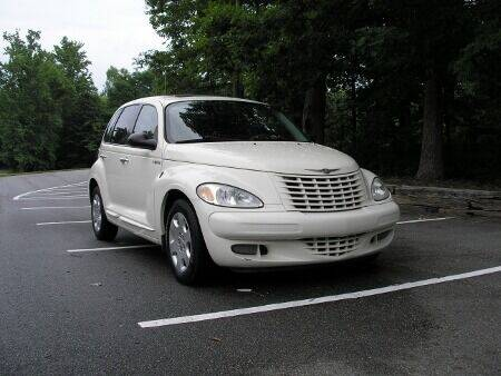 2005 Chrysler PT Cruiser for sale at RICH AUTOMOTIVE Inc in High Point NC