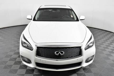 2016 Infiniti Q70 for sale at Southern Auto Solutions-Jim Ellis Hyundai in Marietta GA