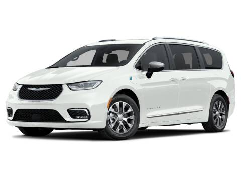 2021 Chrysler Pacifica Hybrid for sale at West Motor Company in Preston ID