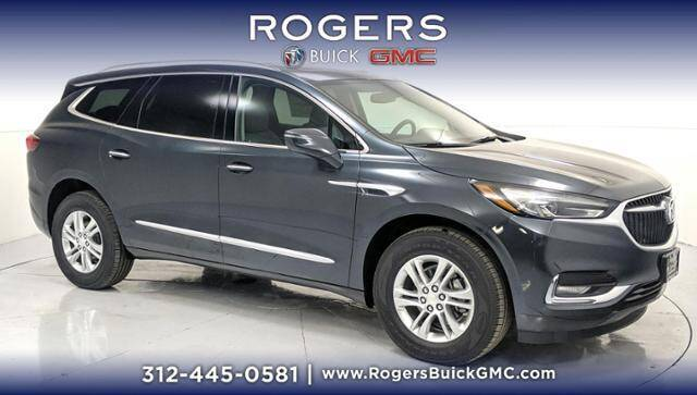 2020 Buick Enclave for sale at ROGERS  AUTO  GROUP in Chicago IL